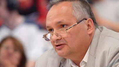 Заместитель декана факультета мировой экономики и политики Высшей школы экономики Андрей Суздальцев. Архивное фото