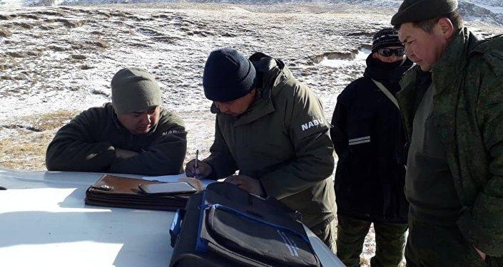 Задержание произведено в ходе антибраконьерских рейдов группы Барс совместно с сотрудником Департамента охоты ГАООСиЛХ.