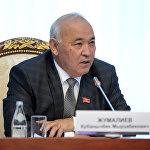 Кыргызстандын 4-премьери Кубанычбек Жумалиев учурда Жогорку Кеңештин депутаты