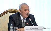 Депутат ЖК Кубанычбек Жумалиев. Архивное фото