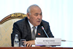 Жогорку Кеңештин депутаты Кубанычбек Жумалиев