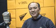 Саламаттык сактоо министрлигинин штаттан тышкаркы башкы пульмонологу Талант Сооронбаев