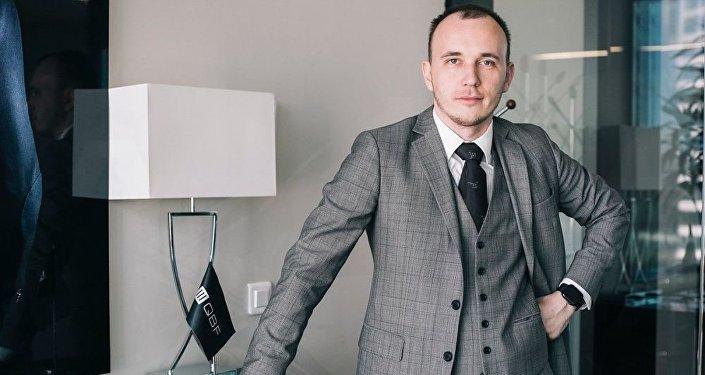 Вице-президент компании QBF Владимир Масленников. Архивное фото