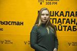 Директор экологического движения MoveGreen Мария Колесникова. Архивное фото