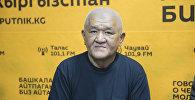 КТРКнын отличниги, маданияттын мыкты кызматкери Бакыт Зарлыков