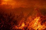 Огонь. Архивное фото