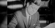 Как убили Джона Кеннеди — архивное видео