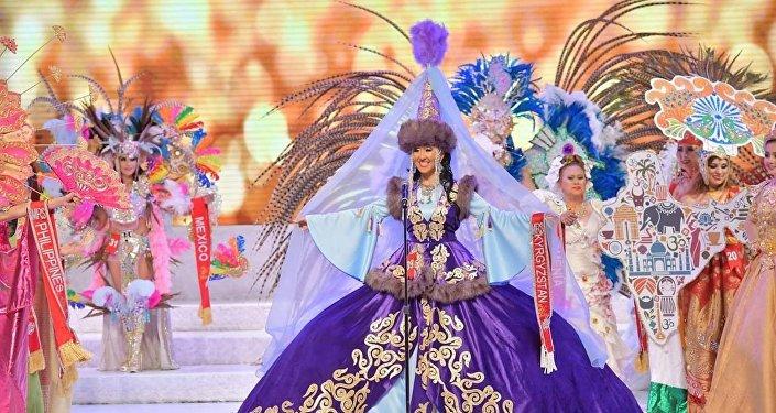 Международный конкурс красоты Miss Asia USA 2018
