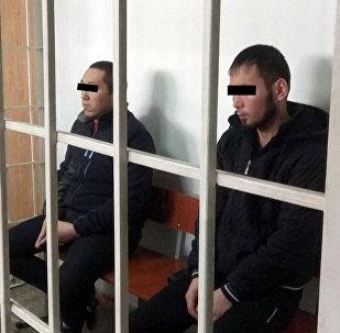 Заседание по делу об убийстве Бурулай Турдали кызы в Бишкеке