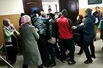 На суде по делу об убийстве Бурулай произошла массовая драка — видео