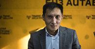 Кыргызстан информатиктер ассоциациясы коомдук бирикмесинин төрагасы, профессор Уланбек Мамбетакунов