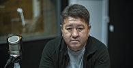 Кыргыз улуттук университетинин доценти, археолог Темирлан Чаргынов