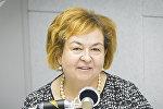 Архивное фото доктора медицины, председателя Союза ревматологов Молдовы Лилианы Гроппа