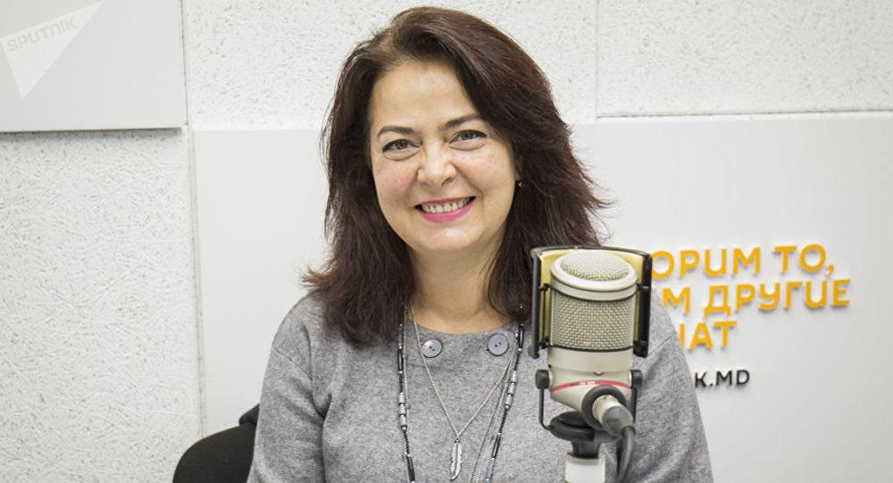 Нутрициолог и пищевой технолог Татьяна Сербуленко