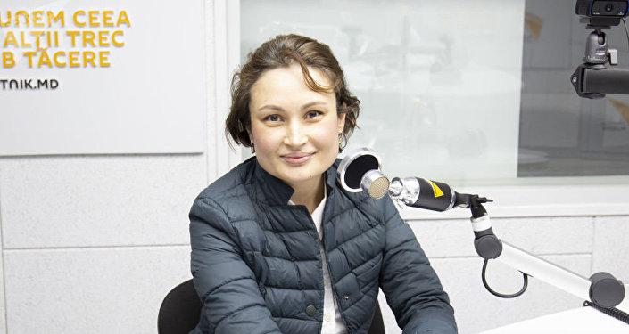 Экономический эксперт Габриела Кунева. Архивное фото