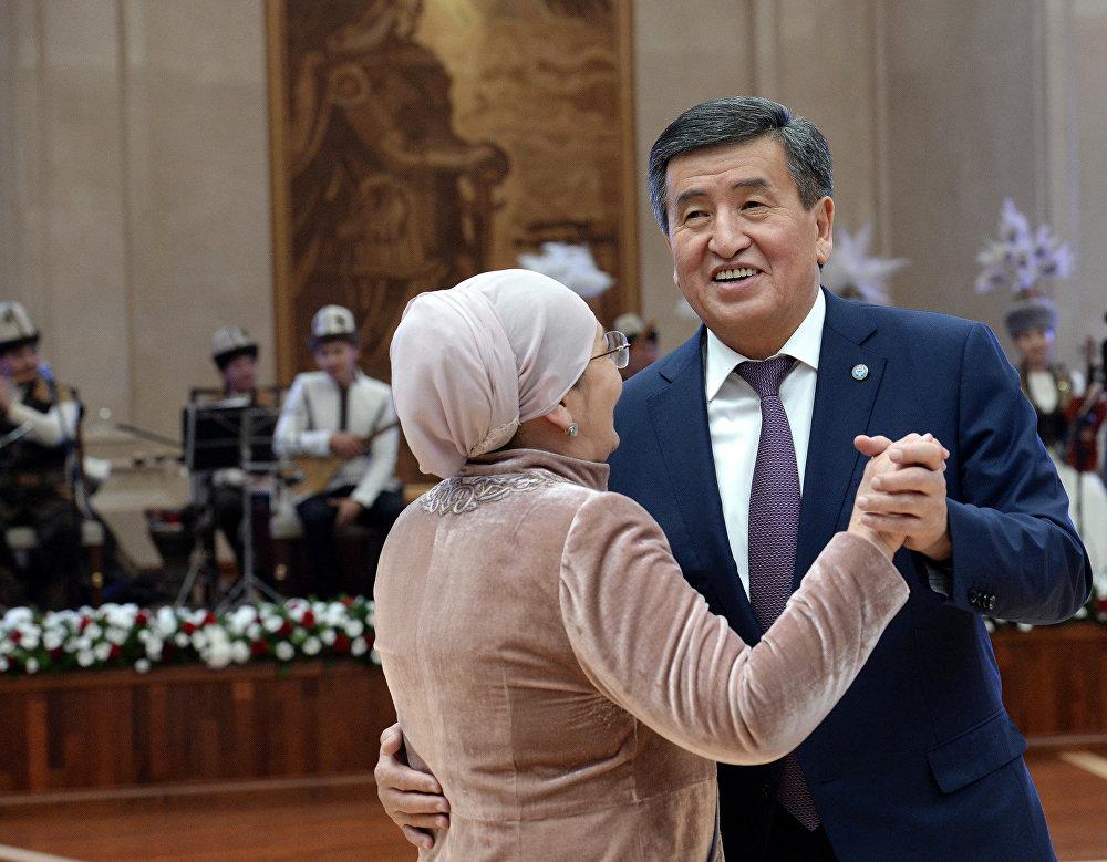 Первый год президентства Сооронбая Жээнбекова