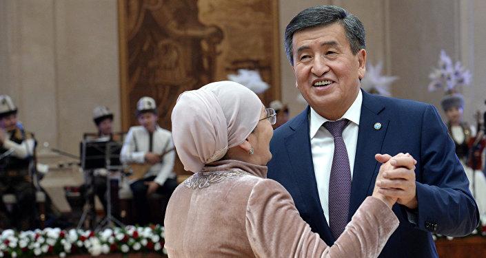 На прошлой неделе, 16 ноября, президент Кыргызстана отметил свой 60 летний юбилей
