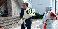 Президент Сооронбай Жээнбековдун архивдик сүрөтү