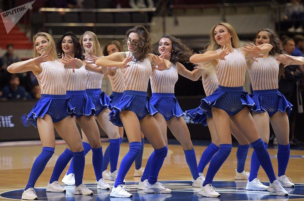 Баскетбол. Евролига. Матч Зенит - Доломити Энергия
