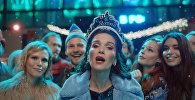 Звезда Дикого ангела Наталия Орейро сняла клип в снежной России — видео