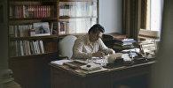 Народный писатель Кыргызстана Чингиз Айтматов. Архивное фото