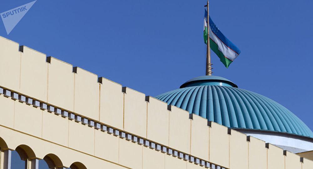 Здание министерства иностранных дел Узбекистана в Ташкенте. Архивное фото