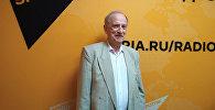 Профессор Дипломатической академии МИД России Александр Вавилов. Архивное фото