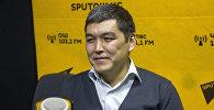 Жарандык активист Бакытбек Абдуллаев