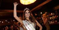 Мисс Москва 2015 Оксана Воеводина. Архивное фото