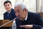 Масалиев: президентти кол тийбестиктен ажыратууну Атамбаев өзү сунуштаган