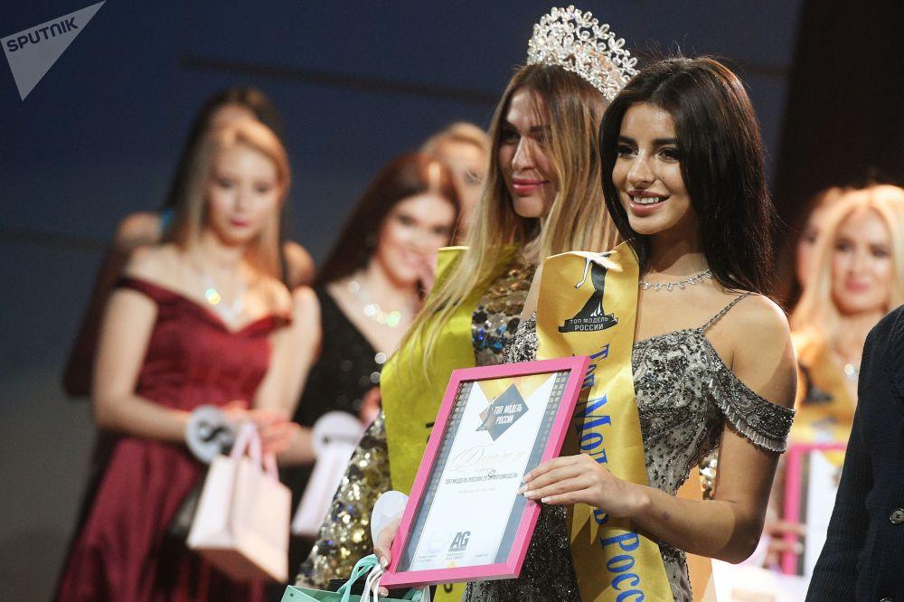Лучшей в номинации Фотомодель стала Виктория Балоян