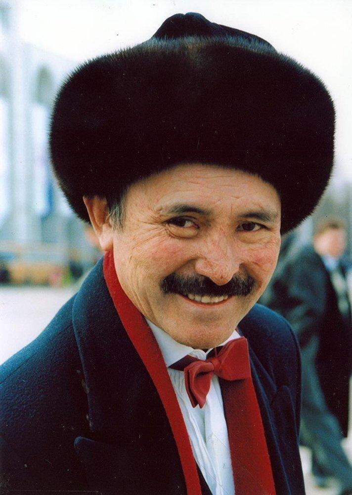 Каскадер Усен Кудайбергенов