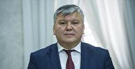 Бывший министр экономики КР Арзыбек Кожошев