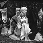 Эр жүрөк Кожожашты сүйүп калган Айкенин образында Гүлнара Чокубаева