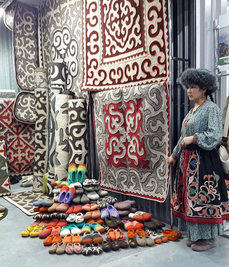 Продажа кийиз в Нарыне