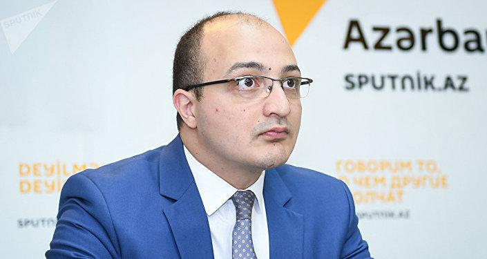 Преподаватель Академии государственного управления при Президенте Азербайджанской Республики, политолог Заур Мамедов