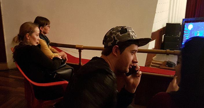 Концерт в Кыргызской национальной филармонии