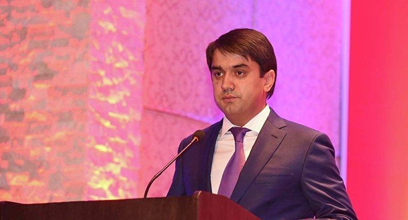 Старший сын президента Таджикистана Эмомали Рахмона Рустам Эмомали