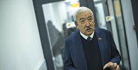 Жогорку Кеңештин депутаты Исхак Масалиевдин архивдик сүрөтү