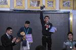 В Бишкеке состоялся чемпионат Кыргызстана по шахматам среди лиц с ограниченными возможностями здоровья