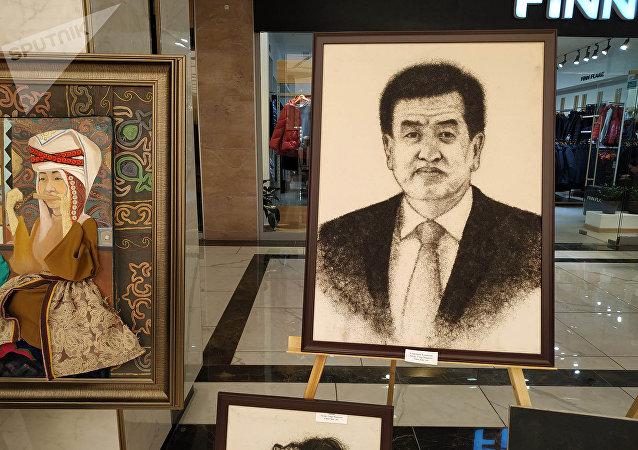 Фотовыставка Умара Мажитова в Бишкеке