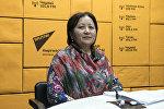 Бишкек шаарынын №6 клиникалык ооруканасынын дарыгери Уулкан Мадиева