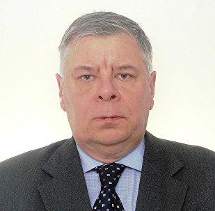 Заместитель руководителя ФНМЦ по профилактике и борьбе со СПИДом РФ Олег Юрин