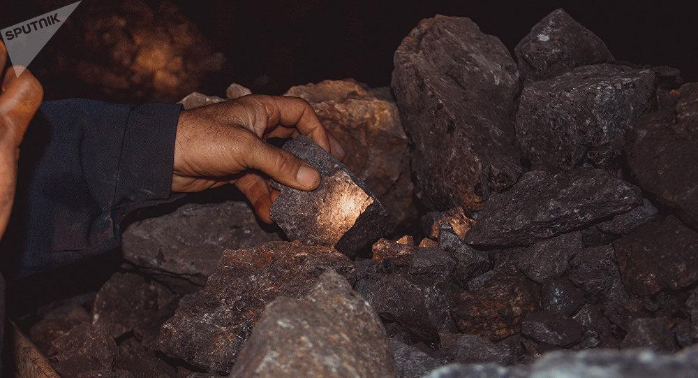 Руда. Архивдик сурөт