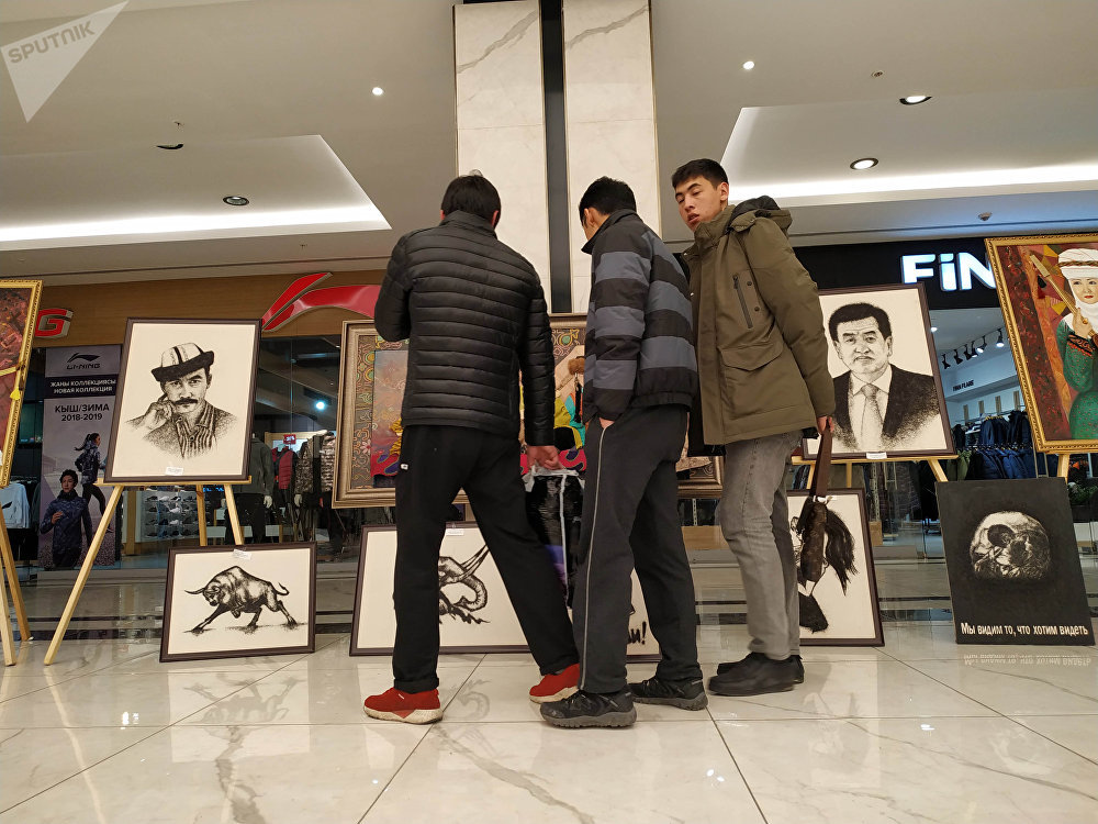 Такая необычная выставка в Кыргызстане проходит впервые