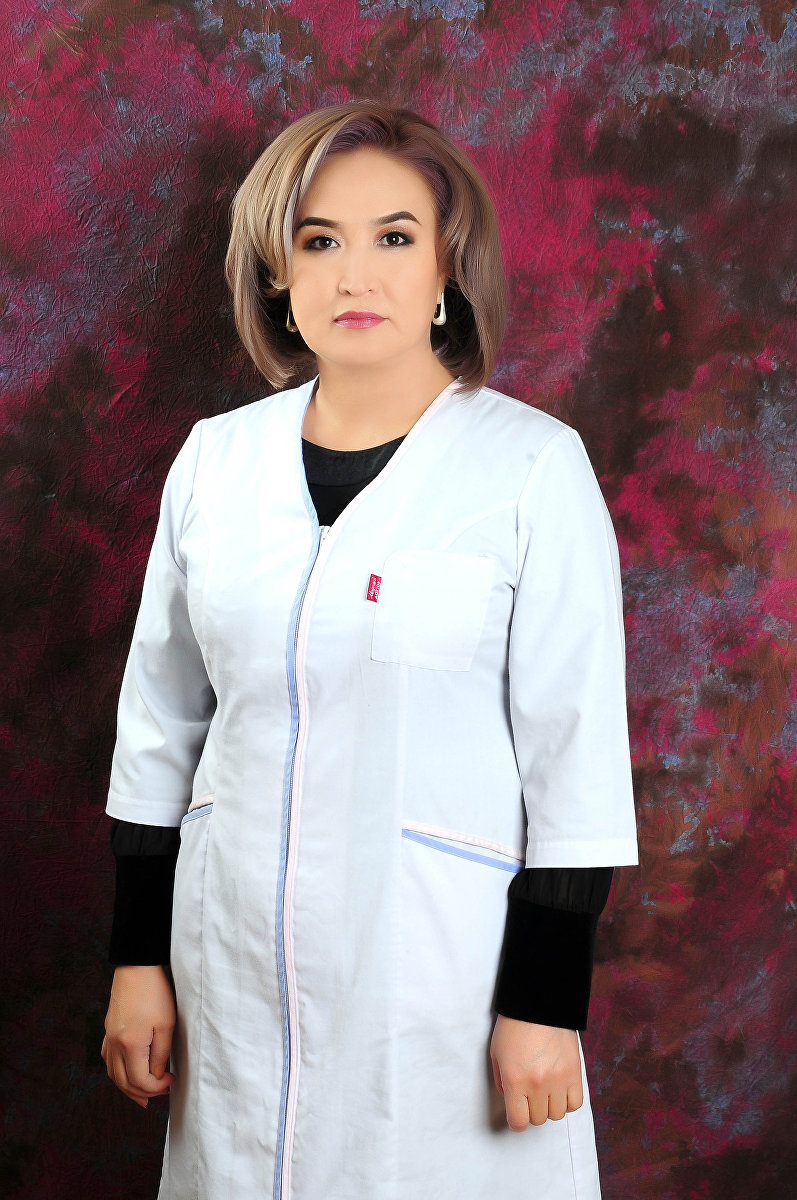 Акушер-гинеколог Гулбара Ташиева