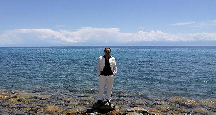 Оперный певец Алмаз Истамбаев. Архивное фото