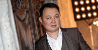 Ведущий радио, телевидения, мероприятий и саундактер Эрик Молдалиев. Архивное фото
