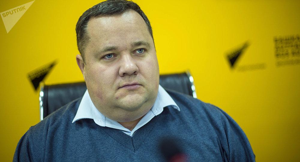 Юрист Владимир Плужник. Архивное фото