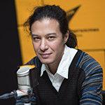Ведущий радио Sputnik Кыргызстан и колумнист нашего сайта Тимур Осмонов